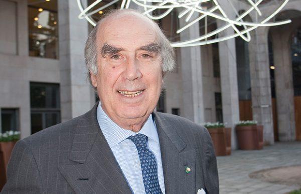 マンリオ・アルメリーニ氏逝去