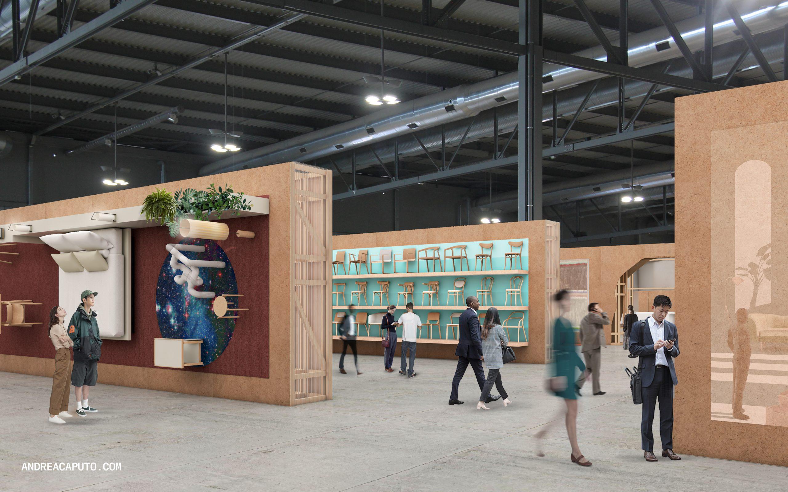 Salone del Mobile.Milano 2021 <br>ミラノサローネ2021 特別展 <br>「supersalone (スーパーサローネ)」