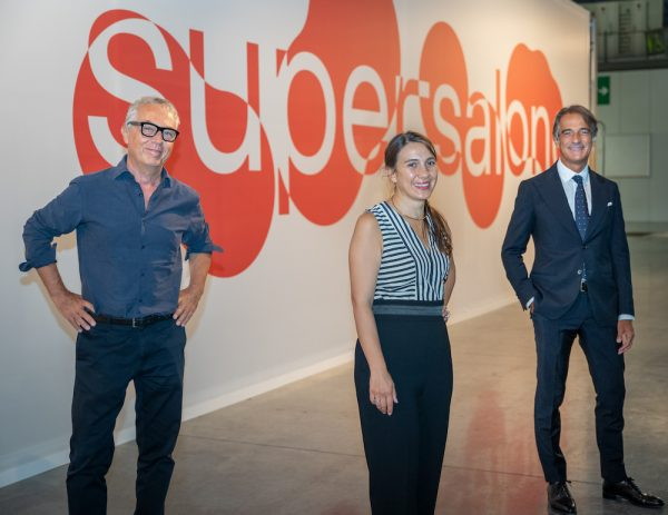 supersalone <br>勇気と、ビジョンと、団結力が勝利を飾る